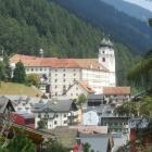9.8.: Kloster Disentis