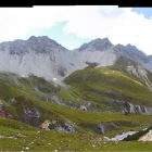 3.8.: Panorama mit Piz Plavna