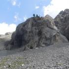 5.8.: Felsformation mit Bäumchen