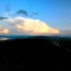 6.6.: Abendwolken von Uto Kulm aus