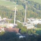 12.9.: Uetliberg-Aussicht am Knabenschiessen-Montag