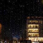 24.11.: Lucy an der Bahnhofstrasse in Zürich - seit heute 18 Uhr Weihnachtsbeleuchtung