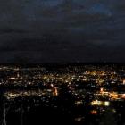 5.1.: Panorama-Blick über die Stadtlichter