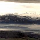 7.1.: Sonntags-Panorama von Bachtel-Kulm aus (anlässlich Bachtel-Réunion SAC Sektion Bachtel)