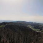 8.4.: Panorama Uto Kulm Richtung Alpen