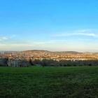 17.4.: Dienstagabend-Spaziergang am Uetliberg, Panorama oberer Friesenberg
