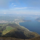 7.10.: Panorama, von der Rigi aus