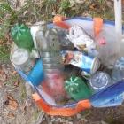 11.10.: Abfall vom Uetliberg (eigentlich ein verbotenes Bild)