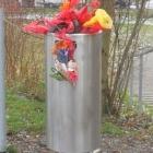 17.12.: Abfallkübel überfüllt – nicht alles ist abfalltauglich
