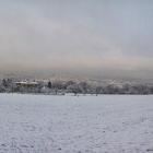 3.1.: Schnee und Nebel, vom oberen Friesenberg aus