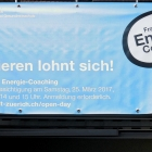 25.3.: Open-Day Energie-Coaching Stadt Zürich