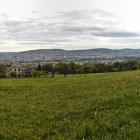 13.5.: Panoramablick vom Oberen Friesenberg