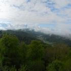 20.5.: Ausblick von Uto Kulm Richtung Alpen