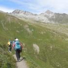 11.8.: Unterwegs zur Camanna d'Es-cha