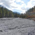 3.8.: Geschiebe-Fluss