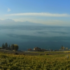 13.10.: Blick über den See