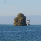 13.10.: Insel im Genfersee