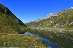 13.9.: See beim Oberalppass