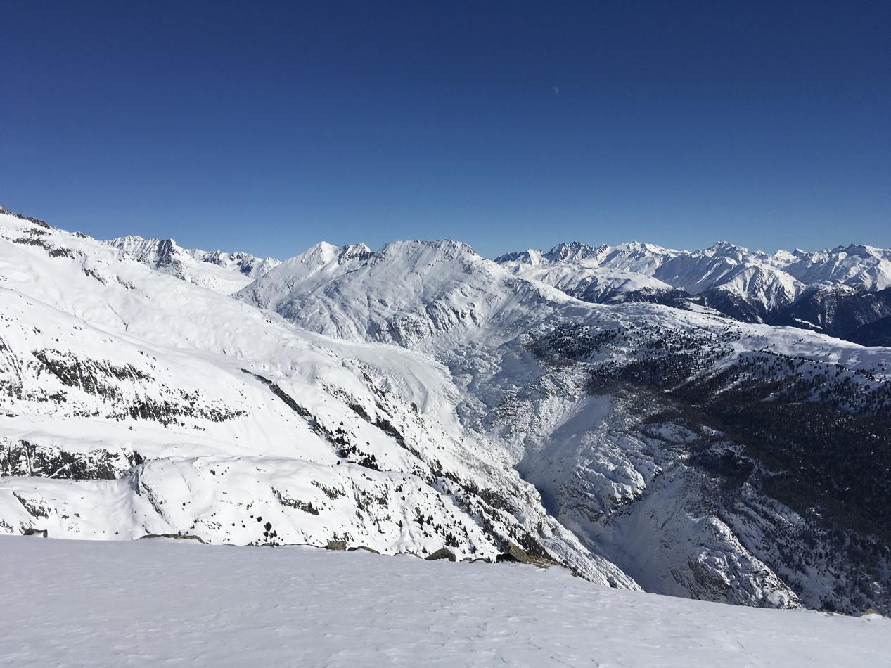 13.2.: Aletschgletscher, Eggishorn, Riederalp, ...