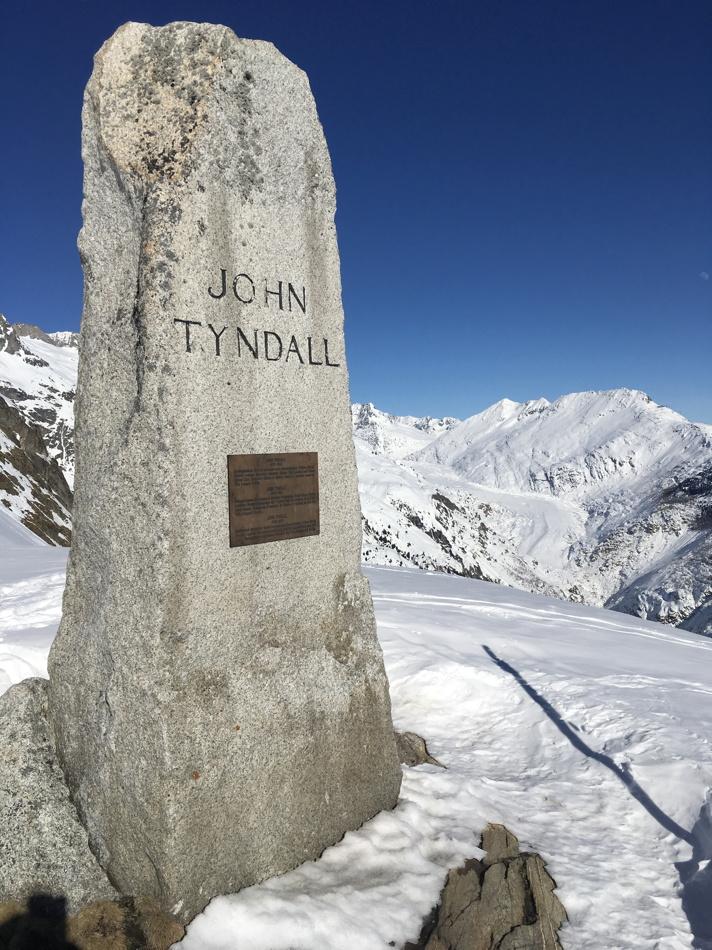 15.2.: Tyndall – blauer Himmel und Treibhauseffekt