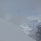 11.2.: Aletschgletscher und Wolken