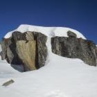 15.2.: Felsen im Schnee