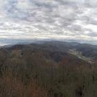 25.12.: Herbst-Teil-Panorama von Uto-Kulm