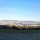 28.12.: Ausblick vom Oberen Friesenberg