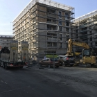 20.2.: Neubau FGZ neben dem Friesenbergplatz