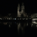 30.3.: Limmatquai nach der Earth Hour