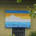 6.5.: Fahne Gletscher-Initiative