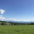 30.5.: Alpenblick