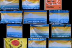 11.8.: Fahmen zu Gletscher-Initiative – und verwandte Themen
