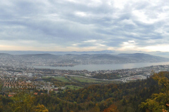 24.10.: Uetliberg-Panorama
