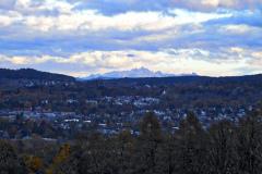 4.11.: Säntis vom oberen Friesenberg aus