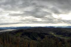 15.12.: Uetliberg-Panorama