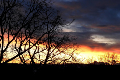 20.12.: Morgenrot