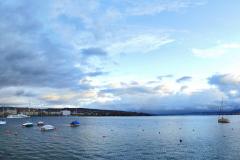 25.12.: Stimmung am Zürichsee II