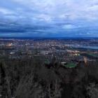 5.1.: Panoramablick über die Stadt von Uto-Kulm aus