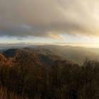 29.1.: Panorama von Uto Kulm aus Richtung Alpen