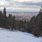 4.2.: Blick aus der Uetliberg-Ostwand