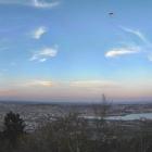 17.4.: Dienstagabend-Spaziergang am Uetliberg, Panorama von Uto Kulm