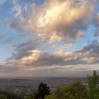 25.4.: Mittwochabend-Panorama von Uto Kulm – mit Zürich und Zürichsee