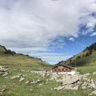 23.9.: Aussicht vom Pragelpass (Blick zurück Richtung Glarnerland)