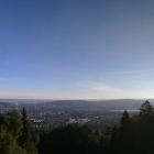 26.9.: Blick aus der Uetliberg-Ostwand