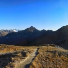 20.10.: Aussicht Tumsli (bei Oberalppass, Tomasee, Badushütte)