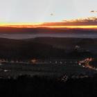 12.11.: Sonnenuntergang Uto Kulm