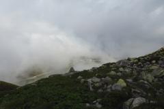 Blick zurück zum Gotthard