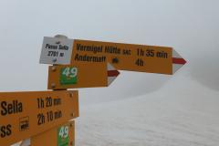 Immer noch Richtung Vermigelhütte