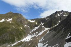 Abstieg vom Passo Bornengo